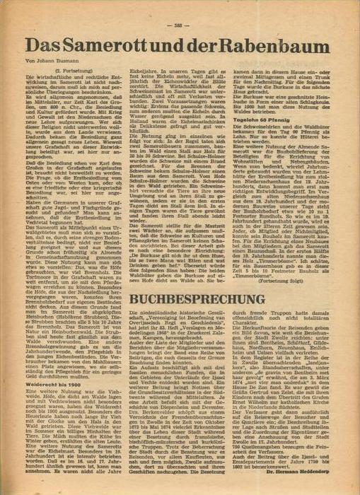Der Grafschafter , Folge 192, Februar 1969  --  siehe Foto !!   (0) 3