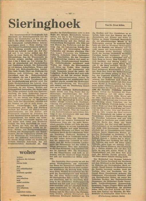 Der Grafschafter , Folge 212, Dezember 1970  --  siehe Foto !!   (0) 6