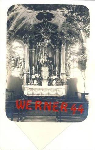Küstrin v. 1927 Marien-Altar  (23799-17) 0