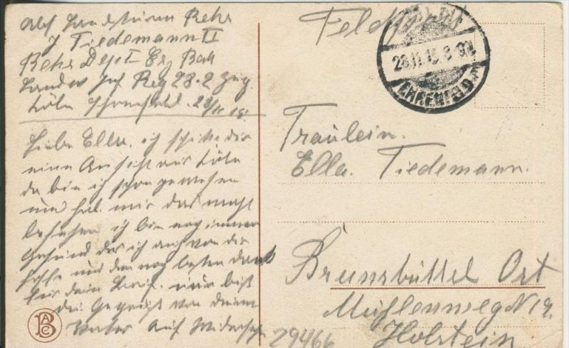 Coeln v. 1915  Denkmal König Friedrich Wilhelm III  ()  --  siehe Foto !!  (29466) 1