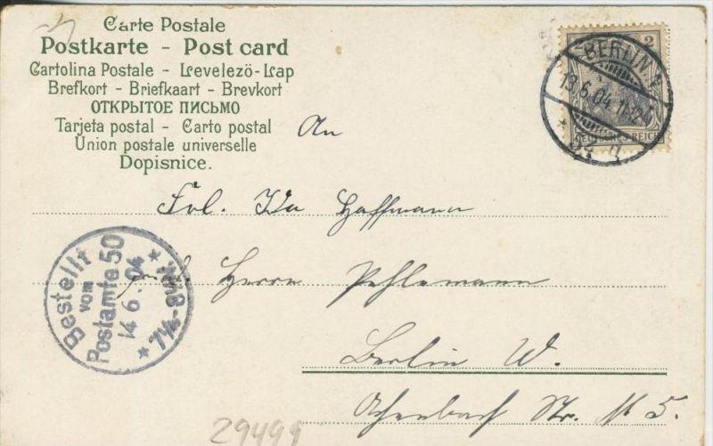 Das Eltern Grab v. 1904   ()  --  siehe Foto !!  (29498) 1
