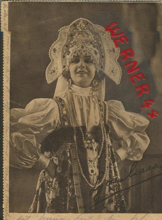 Lya Mara v. 1923  Filmstern im Film