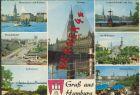 Hamburg v. 1969  7 Ansichten  --  siehe Foto !!  (29331)