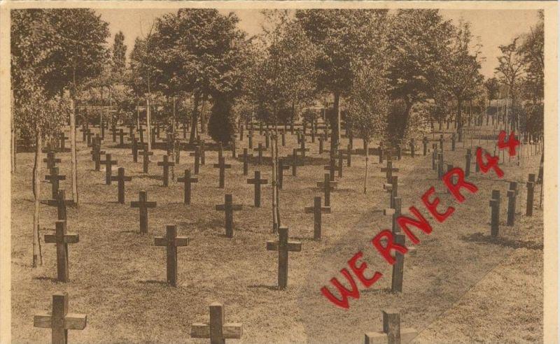 Staden v. 1916 Deutscher Kriegsfriedhof -- siehe Foto !!  (29632)