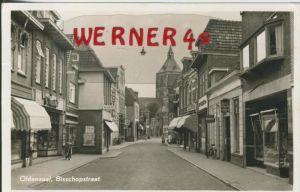 Oldenzaal v. 1958  Bisschopstraat  --  siehe Foto !!  (30195)