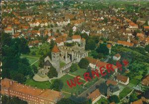 Bad Hersfeld v. 1963  Teil-Stadt-Ansicht  --  siehe Foto !!  (30279)