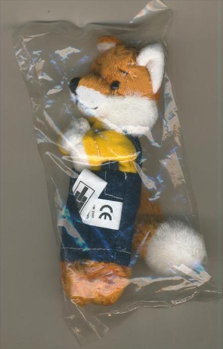 Fuchs von Schwäbisch Hall -- Höhe12 cm  --  siehe Foto !!  (Fuchs-2)