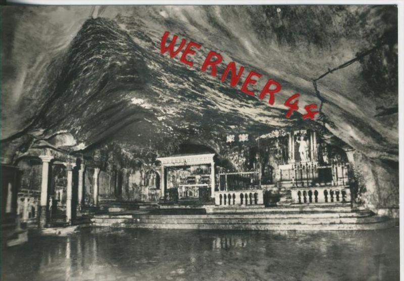 Monte S. Angelo v. 1968  Grotta preistorica di S. Michele  --  siehe Foto !!  (30779)