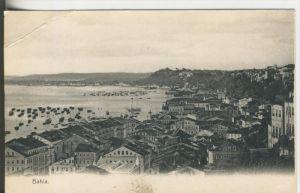 Bahla v. 1911  Teil-Stadt-Ansicht  (31206)