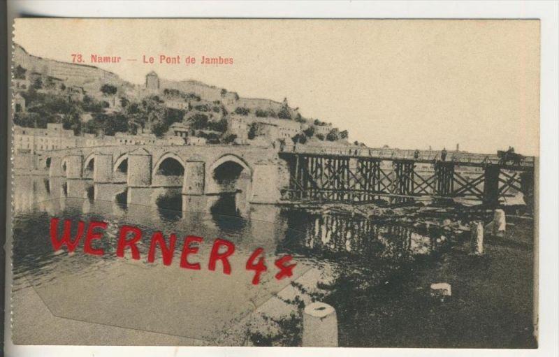 Namur v. 1914  Le Pont de Jambes   (31253)