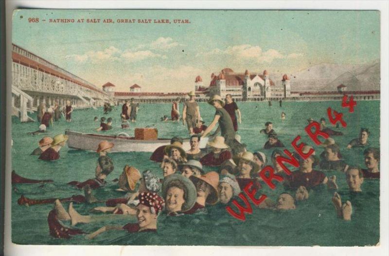 Salt Lake v. 1930  Bathing   (31422)