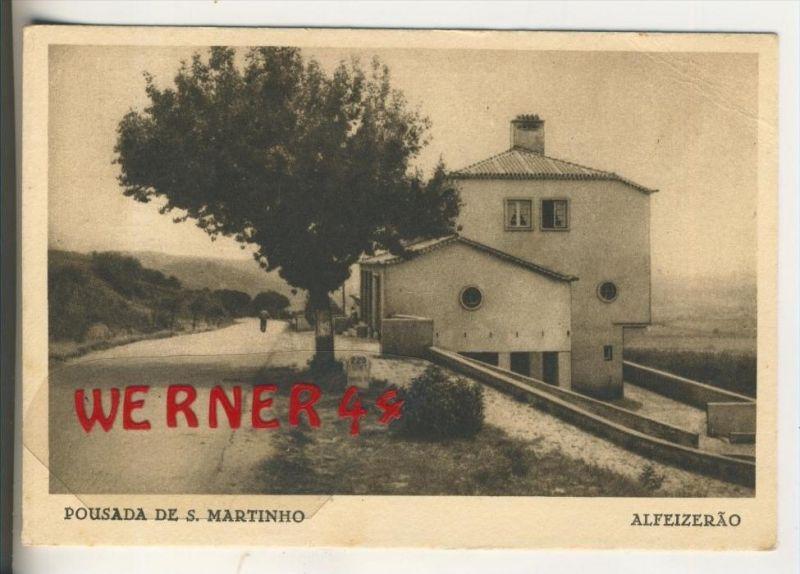 Alfeizeräo v. 1936  Pousada de S. Martinho  (31456)
