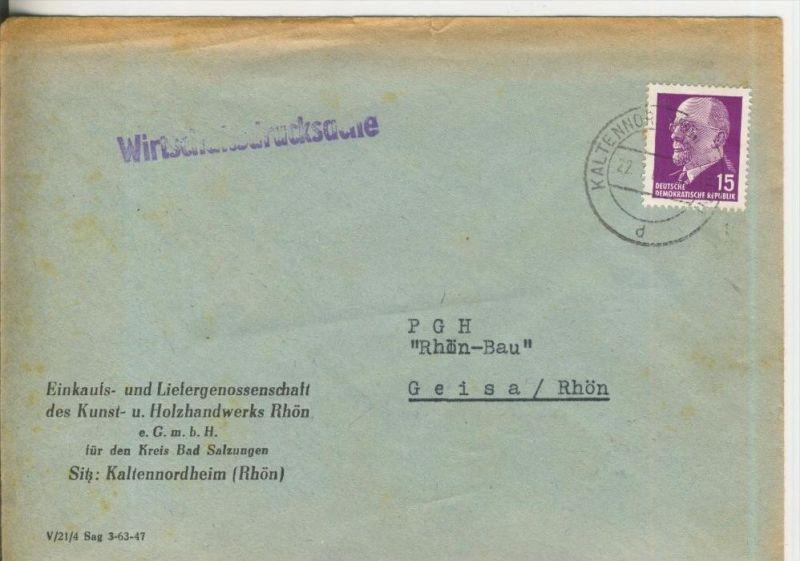 Einkaufs und Liefergenossenschaft-Holzhandwerks Rhön, Bad Salzungen vom 22.10.1964  (37008)
