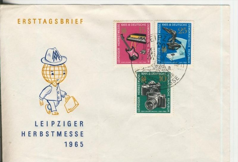 Leiziger Herbstmesse 1965  (37012)