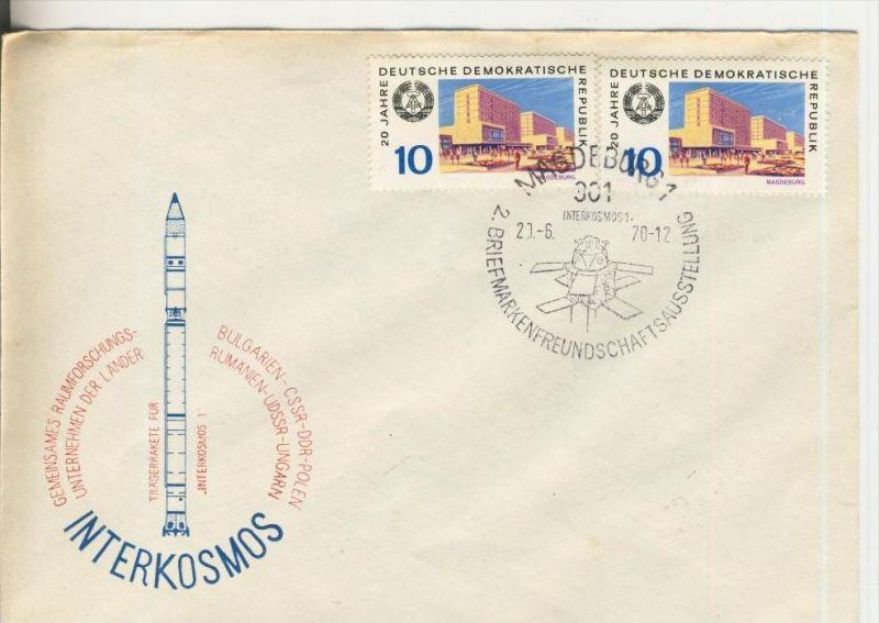 Interkosmos-Magdeburg vom 21.6.1970   (18)