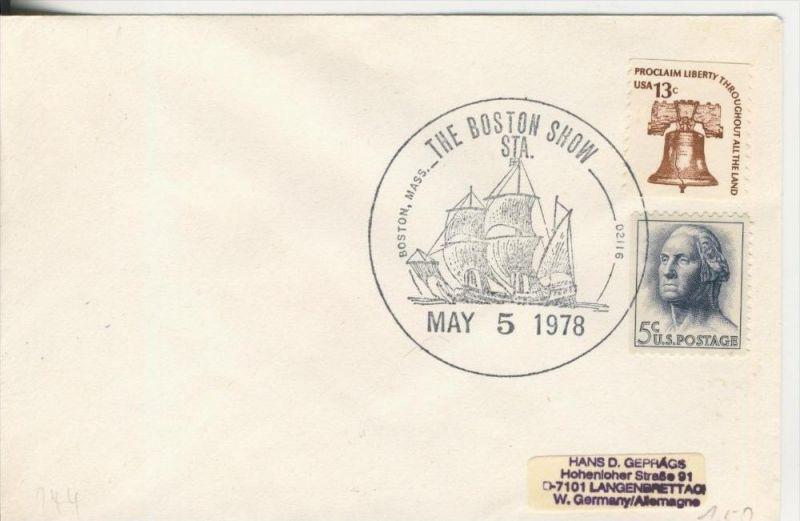 The Boston Show vom 5.5.1978  (37034)