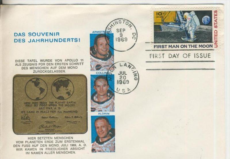 Der Mondflug vom 20 Juli 1969  (37040)