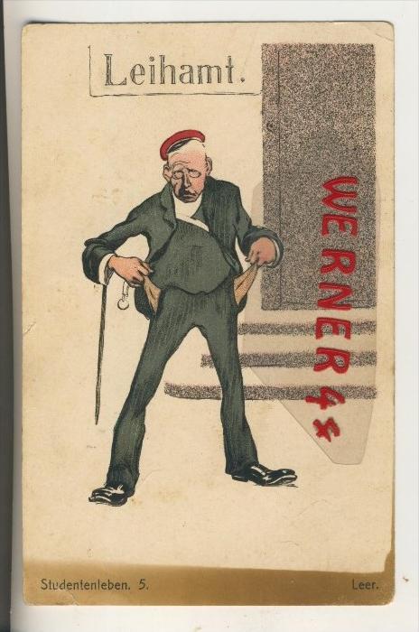 Das Leihamt v. 1909    (31844)