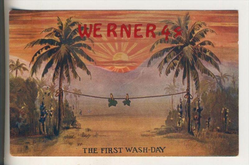 The Frist Wash-Day v. 1924    (31845)