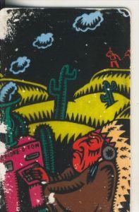 Telfonkarte chip 12 DM T Junge Kunst auf Telefonkarten (2)