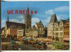 Trier v. 1965 Marktplatz mit Stände und Geschäfte,Apotheke,Kaisers,Schirme Kochan  (36791)