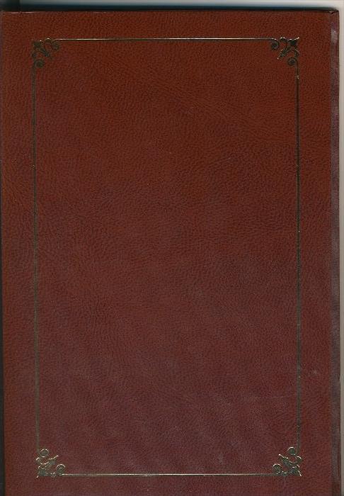 Postkarten-Album von 1978  für ca. 60 AK`s  (1,1)