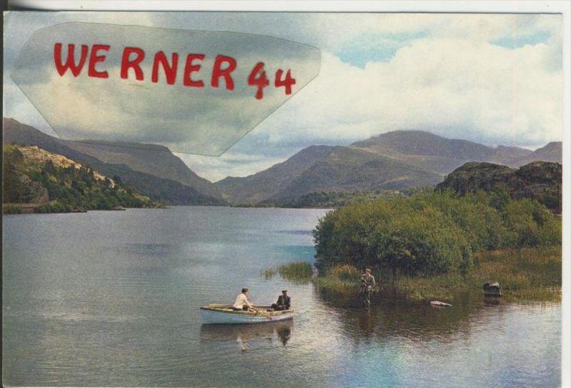 Caernarvonshire v. 1965  Llyn Padarn  ( 38357)