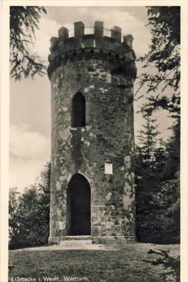 Lübbecke v. 1964  Der Wartturm    (2812)