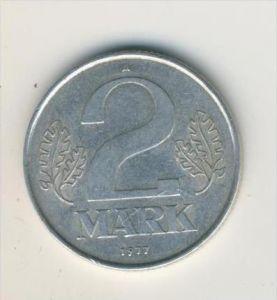 DDR v. 1977 2 Mark  (40462)