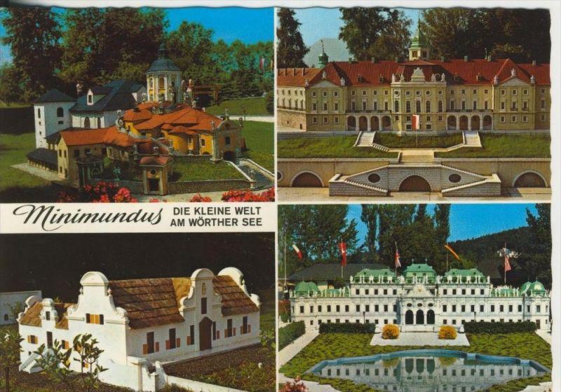Minimundus v. 1979  4 Ansichten  (41626)
