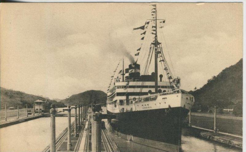 Panama Canal v. 1915  Schiff Virginia    (41873+)