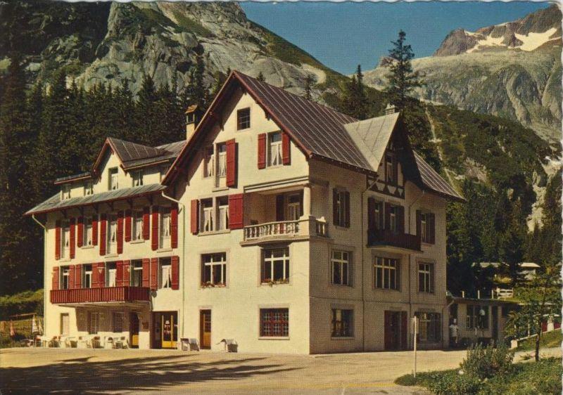 Hotel Kurhaus Handegg v. 1966  (42621)