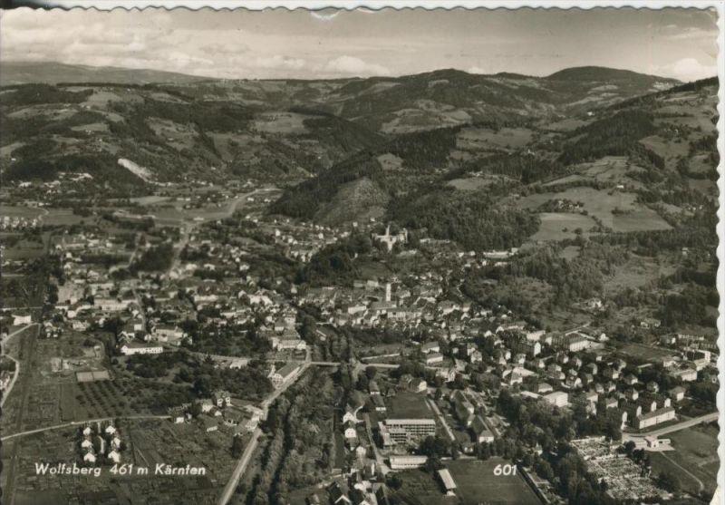 Wolfsberg v. 1974  Dorfansicht  (42625)