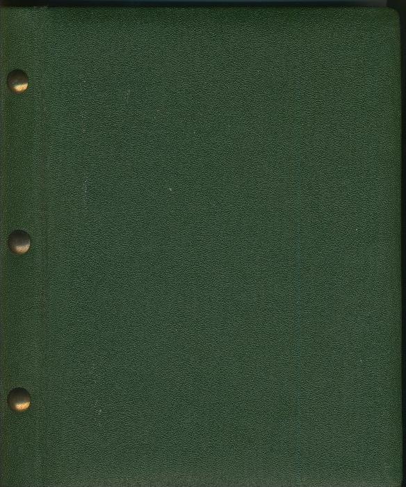 Postkarten-Album von 1930  für ca. 200 AK`s  (43978)