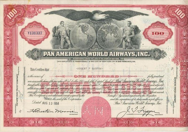 Pan American World Airwars, Inc.  (44027)
