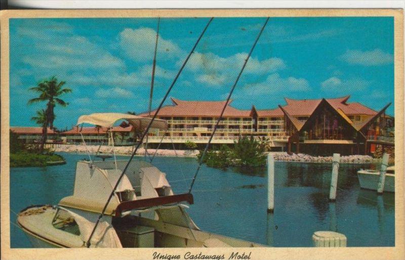 Miami Beach v. 1964  Uniwue Castaways Motel  (44414)