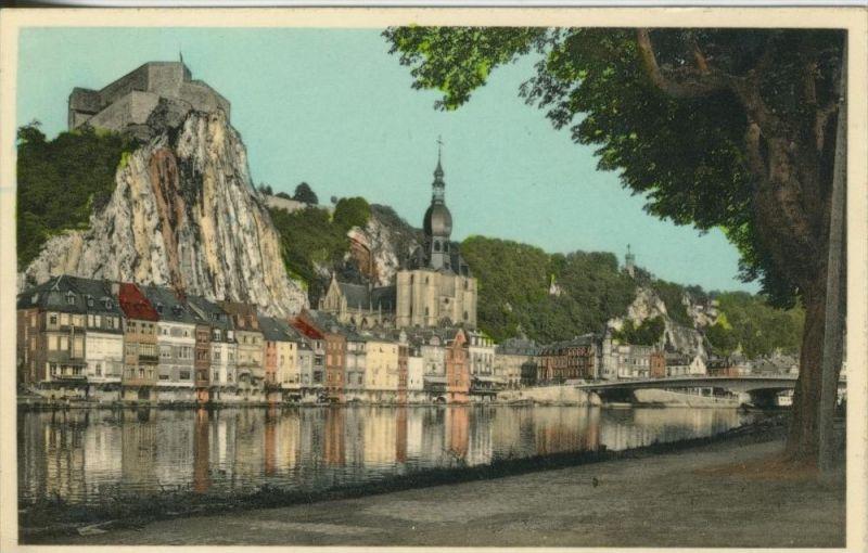 Dinant v. 1962  Teil-Stadt-Ansicht    (44454)