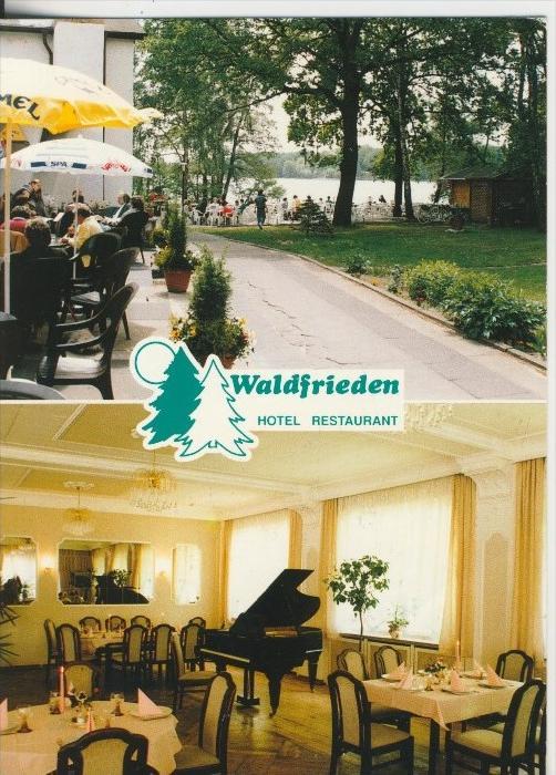 Groß Glienicke v. 1998  Hotel Restaurant