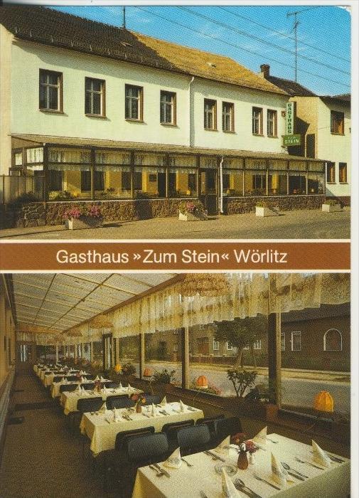 Wörlitz v. 1988  Gasthaus