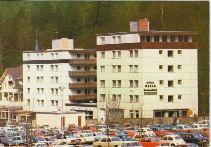 Bad Harzburg v. 1978  Hotel Seela (45236)