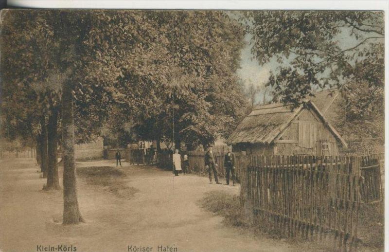 Klein-Köris v. 1911  Köriser Hafen  (45361)