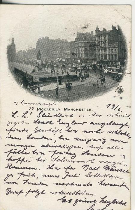 Manchester v. 1901  Piccadilly  (45533-SH)