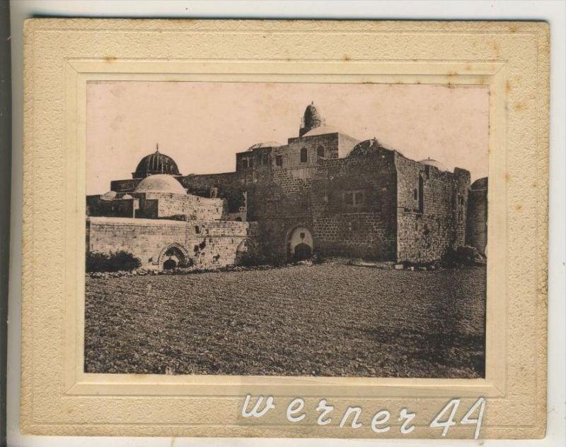 Jerusalem v.1905 Abendmahlssaal (8070a)