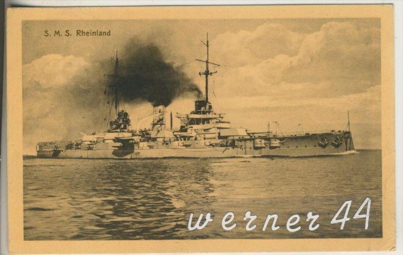 S. M. S. Rheinland v.1914 (11633)
