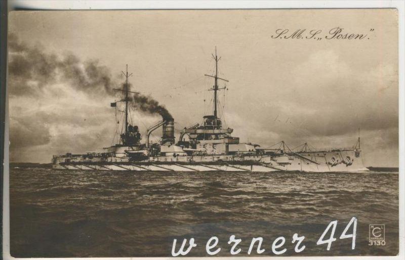 S. M. S. Posen v.1917 (11634)