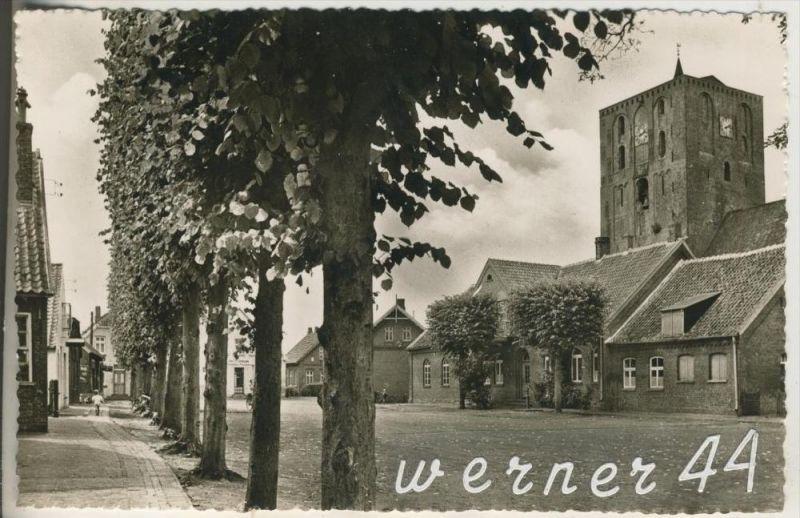 Marienhafe v.1957 Marktplatz (14807)