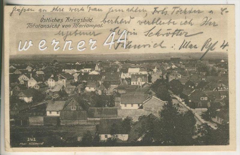 Mariampol v.1917 Teil-Stadt-Ansicht  (15109)
