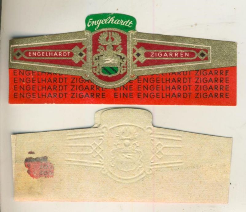 Engelhardt - Zigarrenbauchbinde - Engelhardt Zigarre  (51733)