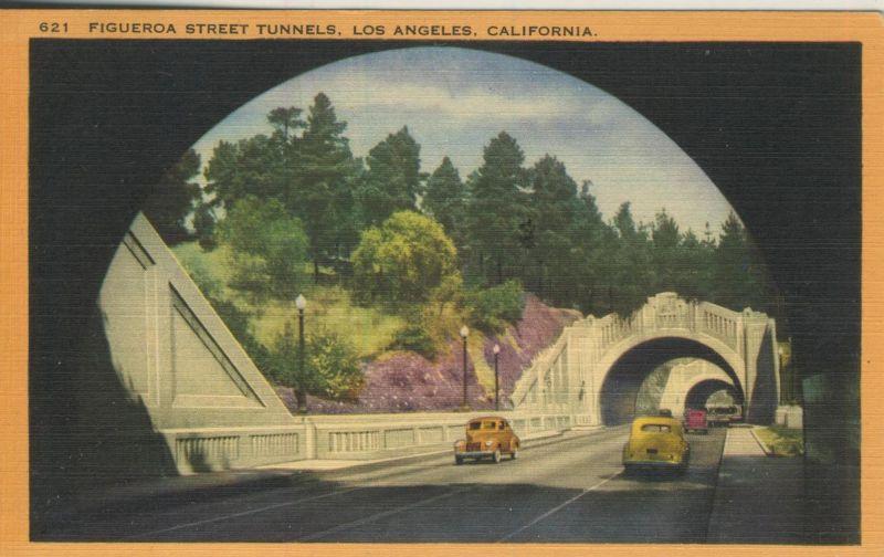 Los Angeles v. 1950  Figueroa Street Tunnel`s  (53012)