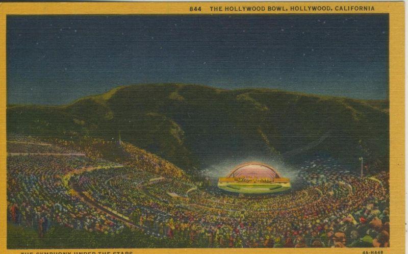 Los Angeles v. 1950  The Symphony under the Stars  (53014)